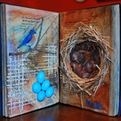 Altered Books Pages