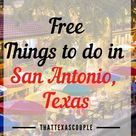 Free Things to do in San Antonio, Texas
