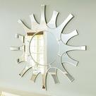 Spire Mirror-White