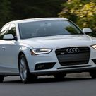 2013 Audi A4 photo gallery