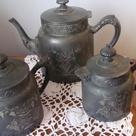 Old Tea Pots