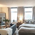 1 Zimmer Wohnung Einrichten | kleine Wohnung einrichten | schöne kleine Wohnung