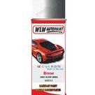 Bmw I3 Ionic Silver Wb93 Car Aerosol Spray Paint Rattle Can   Single Basecoat Aerosol Spray 400ML