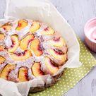 Pfirsich-Joghurt-Kuchen