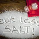 Reduce Tu Consumo De Sodio Con Estos Tips