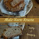 Malz-Korn-Kruste: knusprig & saftig - Cookie und Co