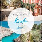 Kreta Highlights • Die 18 besten Reisetipps für den Kreta Urlaub