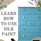 How to Use Silk Paint