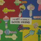 Friends Bulletin Board