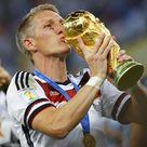 Fußball-WM 2014: Blutkrieger Schweinsteiger macht ganz Deutschland happy - WELT