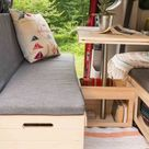 Order your Minivan camper conversion Kit for Kia Sedona - Roadloft