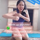 Shoulder Pain with tightness and weakness? 3 Exercises Fix!