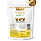 Vegan Vitamin D3 1000iu   From Algae   90 tablets   3 months - 1 x pouch