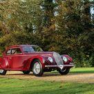 Alfa Romeo 6C 2500 S Berlinetta 1939