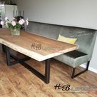 Luxe eetkamerbank op maat - HB Lifestyle Collection