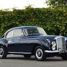 First owned by Stavros Niarchos; one owner since 1971,1953 Bentley R Type Continental Sports Saloon  Chassis no. BC7C Engine no. BCC7