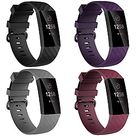 Smart Watch Band for Fitbit 4 PCS Sport Band Silicone Replacement  Wrist Strap for Fitbit Charge 3 Fitbit Charge 4 Lightinthebox - 75016
