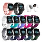 Smart Watch Band for fitbit versa 2 Fitbit 1 pcs Sport Band Silicone Replacement  Wrist Strap for Fitbit Versa Lite Fitbit Versa2 23mm Lightinthebox - 74566
