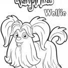 Vampirina Wolfie