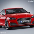 Audi S5 Coupe 2017 Poster. ID1286473
