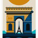Paris 64 Poster