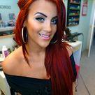 Vibrant Red Hair