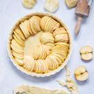 Apple Pie - Original amerikanisches Rezept selber machen - Kochstübchen