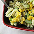 Corn Pasta