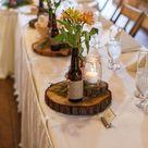Vintage Hochzeit: DIY Upcycling Ideen für eine atemberaubende Dekoration - Deko & Feiern, Hochzeit - ZENIDEEN