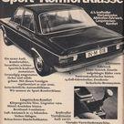 25 Autowerbungen, 1963   1969