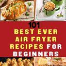 Flourless Air Fryer Onion Rings