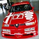 『 ALFA ROMEO 155 V6 TI DTM 7 A.NANNINI 1993 』   いなせなロコモーション♪