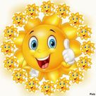 Thumbs Up Smile GIF - Thumbs Up Smile Sun - Discover & Share GIFs