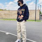 Pin by Noah M. on Fitz in 2021   Street style outfits men, Mens fashion streetwear, Streetwear men outfits