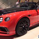 2018 Bentley Continental Supersports   Exterior Interior Walkaround   2017 Geneva Motor Show