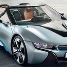 Konsep Mobil Super BMW i8 Spyder   Mobil Dan Motor