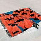 Stunning Nomad Rug Area rug Teppich Boho Rug Nursery Rugs | Etsy