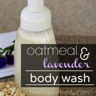 Diy Body Wash