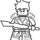 Kostenlos Ninjago Ausmalbilder Zum Ausdrucken - Ausmalbilder Für Kinder Lernen