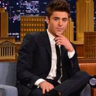 27 Photos of Zac Efron Looking Like a Human Ken Doll