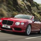 2014 Bentley Continental GT Coupe/Convertible V8 S revealed | Kelley Blue Book