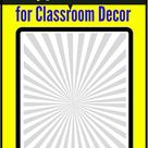 Body Parts Poster For Classroom Decor and Special Education