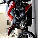 """Suzuki B-King """"Typhoon"""" Streetfighter"""