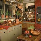 8+Nice Primitive Country Kitchen Decor Simple Minimalist Ideas