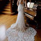 Miller Mermaid Wedding Dress by Blue by Enzoani   WeddingWire.com
