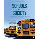 Schools and Society : A Sociological Approach to Education (Edition 6) (Paperback)