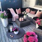 "Olivia Jent | Interior Design's Instagram photo: ""Outdoor inspo ✨ YAY or NAY? 💗 • • • 📷: @kristingronas  #eleganceroom"""