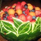 Fruit Bowl Watermelon