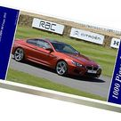 1000 Piece Puzzle. Goodwood Festival of Speed 2012 BMW M6 Coupe,