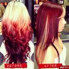 Velvet Red Hair